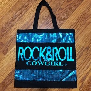 Rock & Roll Cowgirl Tote